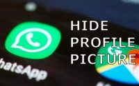 Here is How to hide your WhatsApp profile picture